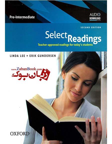 دانلود راهنمای کتاب select reading intermediate